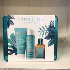 Moroccanoil Everlasting Style Kit